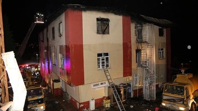 Adana'daki yangında olay yeri inceleme tutanağı hazır