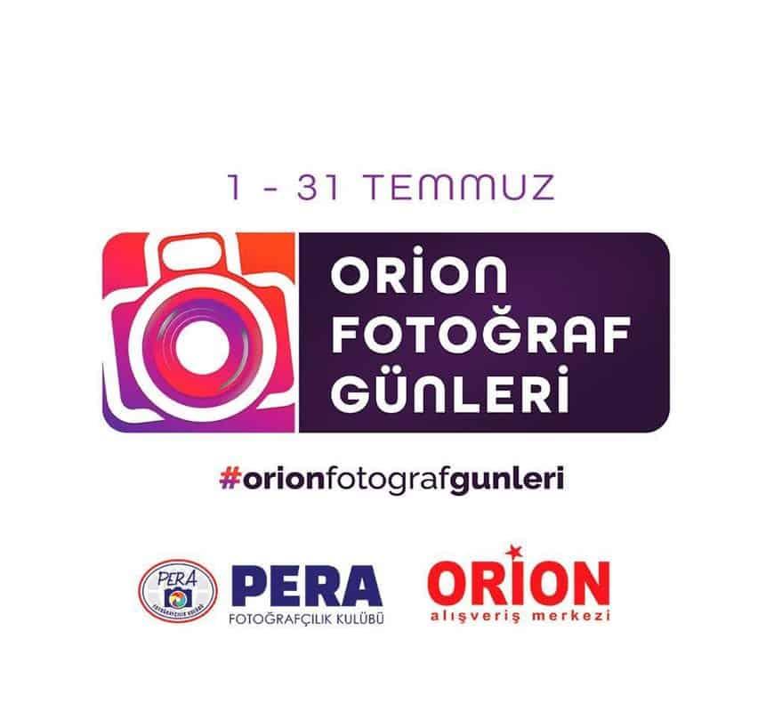 Orion Fotoğraf Günleri başlıyor