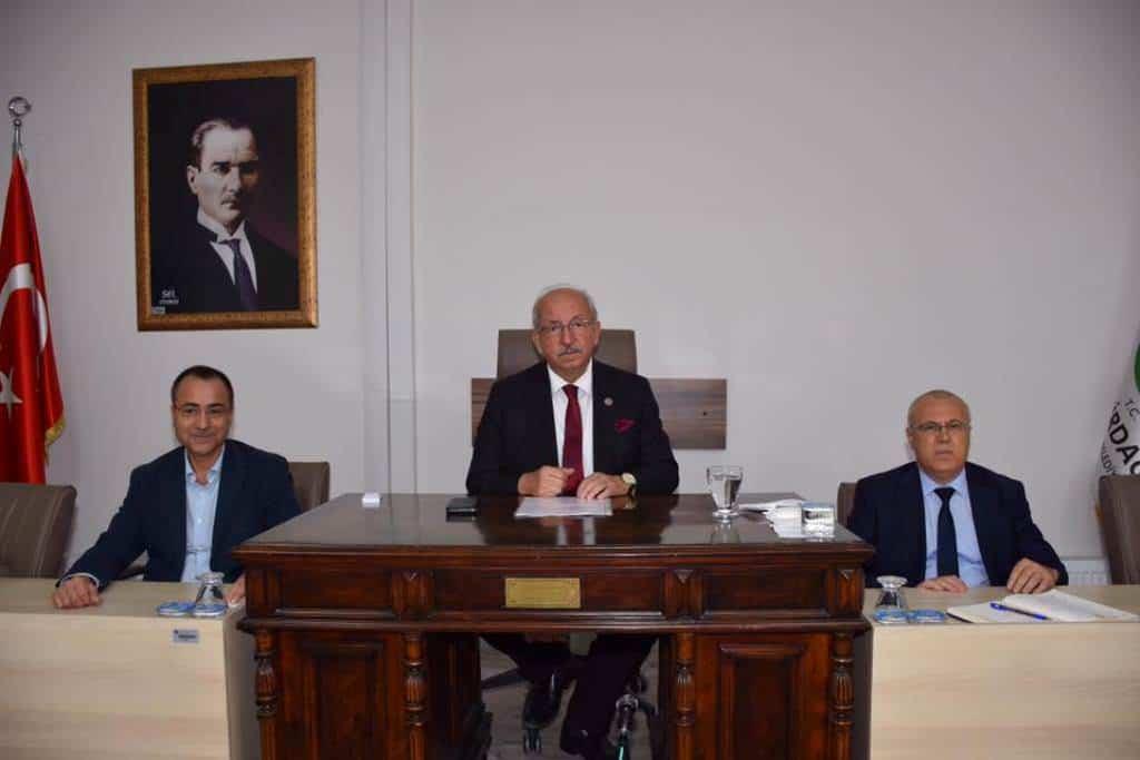 Tekirdağ Büyükşehir Belediyesi Genel Sekreterliği ve TESKİ Genel Müdürlüğü Atamaları Gerçekleşti