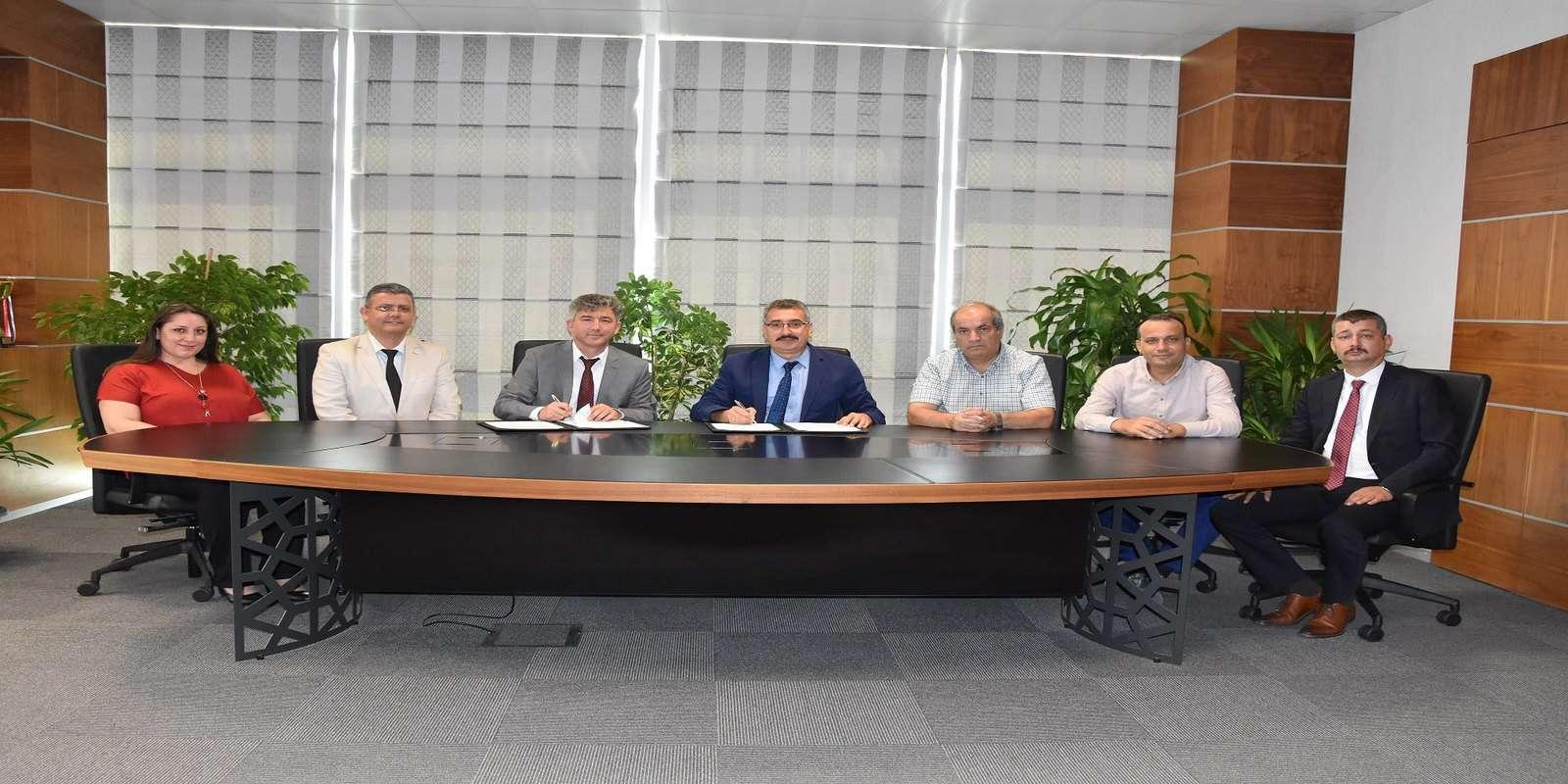 NKÜ. İle C.F. Maier Polimer Teknik Ltd. Şti. Arasında Protokol İmzalandı