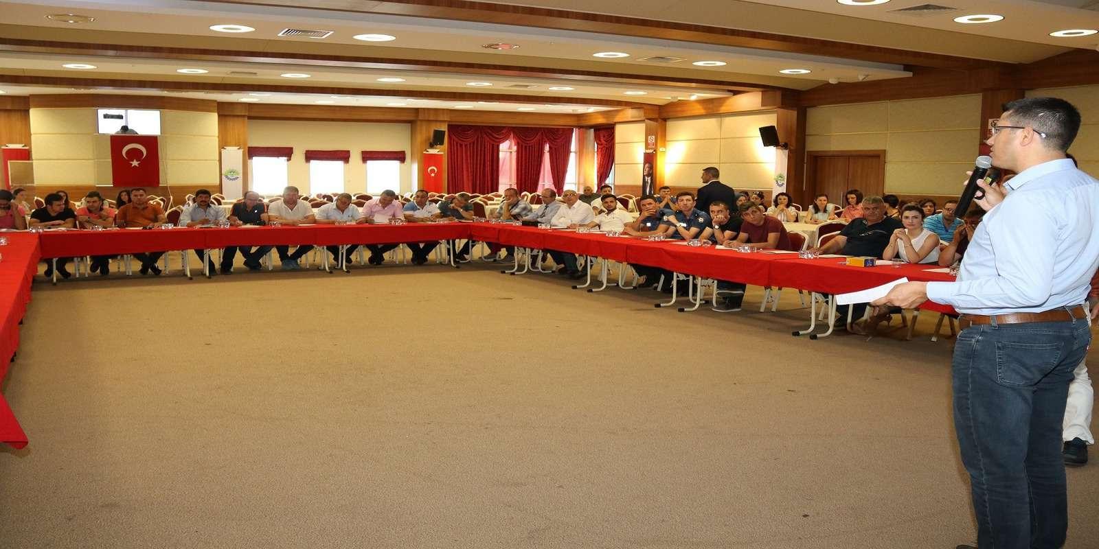 Ergene Belediyesinde Stratejik Plan Toplantıları Devam Ediyor