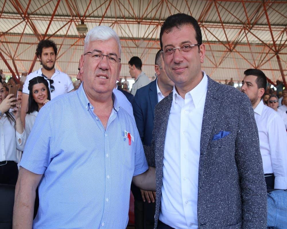 Başkan Ekrem İmamoğlu Ergene'ye Ziyarete Geleceğini Belirtti