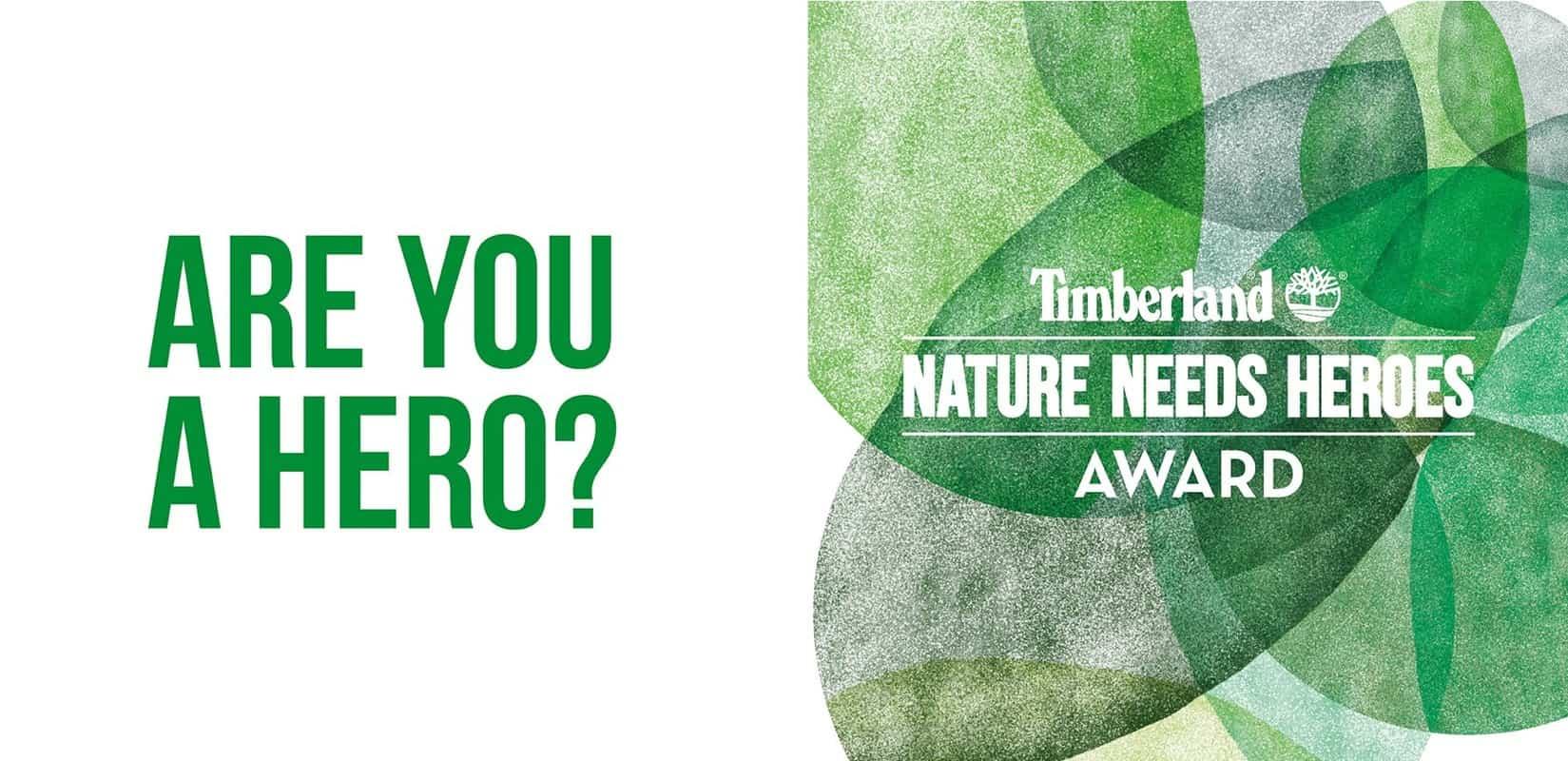 Timberland doğa kahramanlarını arıyor!