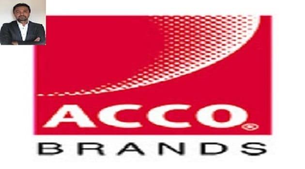 ACCO Brands Türkiye'nin yeni Genel Müdürü Onur Akçay oldu