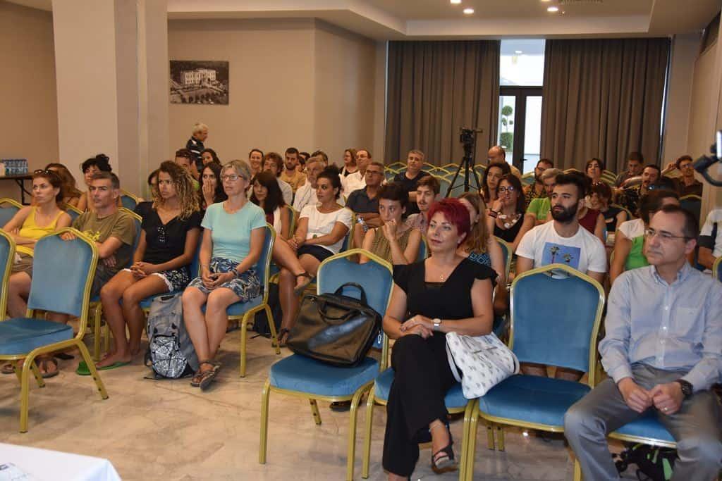 Tekirdağ 5 Ülkeyi Kapsayan Egnatia Yürüyüşüne Ev Sahipliği Yaptı