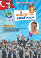 Belediyemiz Tarafından 6'ıncı Geleneksel Boza Festivali ve Sünnet Şöleni Düzenlenecek