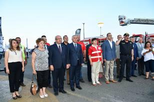 Vali Aziz Yıldırım'ın Katılımıyla 17 Ağustos Depremi Anma Programı Gerçekleştirildi