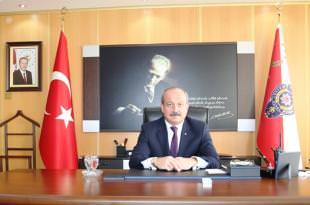Tekirdağ İl Emniyet Müdürü Sn. Mustafa AYDIN Taziye Mesajı Yayınladı