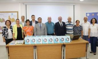 """Ergene Belediye Başkanı Rasim Yüksel """"Ergene'nin Kültürel Motifleri"""" Adlı Kitabın Tanıtım Programına Katıldı"""