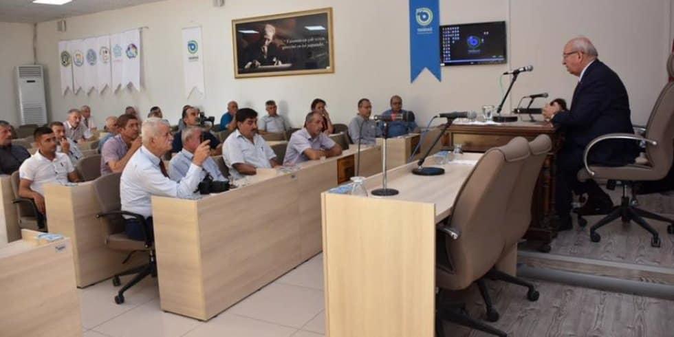 Katı Atık Depolama Alanları İle İlgili Bilgilendirme Toplantısı Gerçekleşti