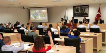 Eylül Ayı Olağan Meclis Toplantısı Yapıldı