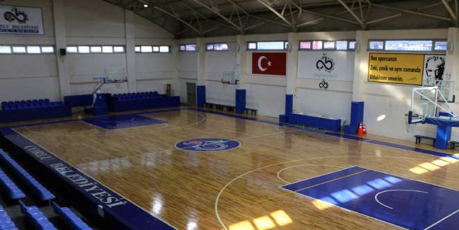 Kapalı Spor Salonumuz Yeni Sezona Hazır