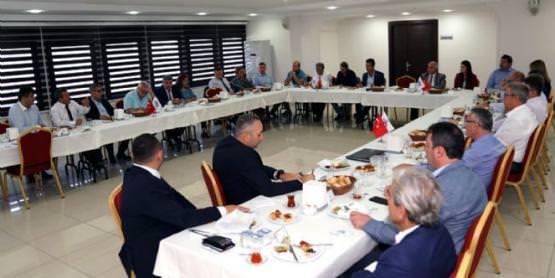 Stratejik Plan Çalışmaları Toplantısı Düzenlendi