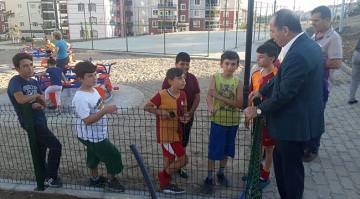 """CUMHURİYET BAYRAMI'NDA """"CUMHURİYET PARKI"""""""
